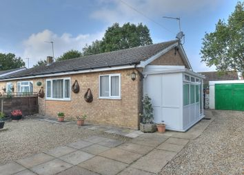 Thumbnail 2 bedroom semi-detached bungalow for sale in Lime Tree Close, Mattishall, Dereham