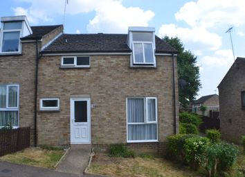 Thumbnail 3 bed end terrace house to rent in Linton Place, Haverhill