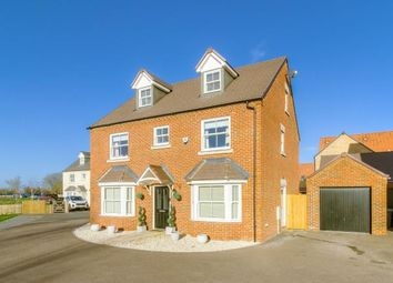 Thumbnail 5 bed detached house for sale in Brambling Gardens, Wixams, Bedford, Bedfordshire