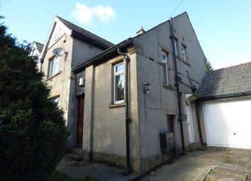 Thumbnail 3 bedroom semi-detached house to rent in Haworth Road, Wilsden, Bradford