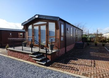 Thumbnail 2 bedroom lodge for sale in Dundee Road, Lochlands, Forfar