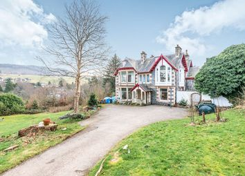 Thumbnail 5 bed semi-detached house for sale in Strath View, Strathpeffer, Ross-Shire