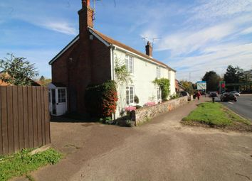Thumbnail 3 bed detached house for sale in Fakenham Road, Drayton, Norwich