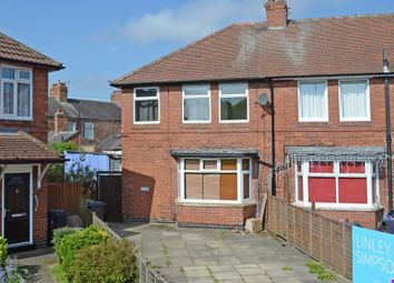 Thumbnail 2 bedroom terraced house for sale in Bede Avenue, York