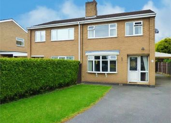 Thumbnail 3 bed semi-detached house for sale in Sycamore Close, Uttoxeter, Staffordshire