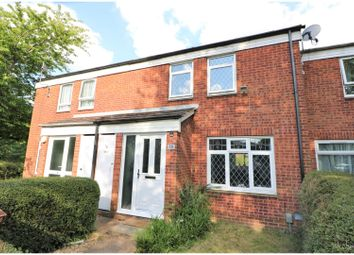 Thumbnail 2 bed terraced house for sale in Greenwich Close, Lordswood, Chatham