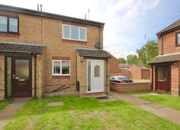 Thumbnail 2 bed end terrace house for sale in Webster Way, Caister-On-Sea, Great Yarmouth