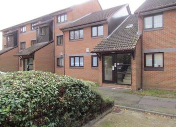 Thumbnail 2 bedroom flat to rent in Crucible Close, Chadwell Heath, Romford