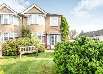 Thumbnail Semi-detached house for sale in Sycamore Avenue, Upminster