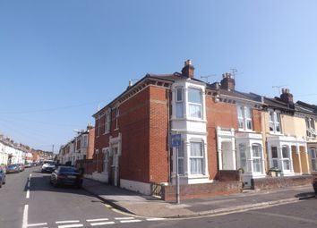 Thumbnail 4 bedroom end terrace house to rent in Haslemere Road, Southsea