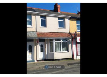 Thumbnail 3 bed terraced house to rent in Alexandra Road, Llandudno