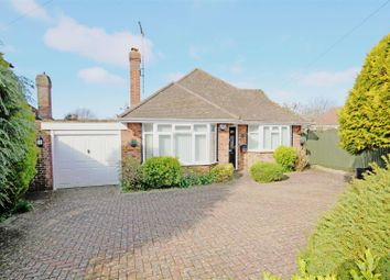 Thumbnail 2 bed detached bungalow for sale in Highview Avenue North, Brighton