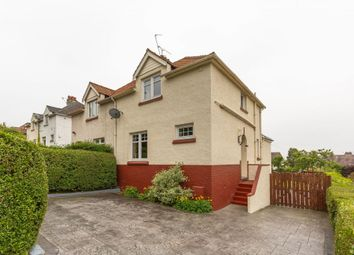 Thumbnail 3 bed semi-detached house for sale in 7 Clermiston Road North, Edinburgh
