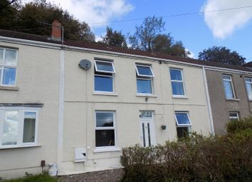 Thumbnail 2 bed terraced house for sale in Penshannel, Neath Abbey, Neath, Neath Port Talbot.