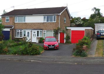 Thumbnail 3 bed semi-detached house to rent in Stephenson Avenue, Gonerby Hill Foot, Grantham