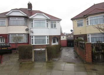 Thumbnail 3 bed semi-detached house for sale in Morland Gardens, Southall