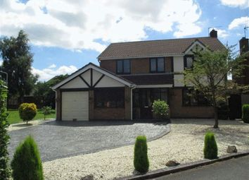 Thumbnail 4 bed detached house for sale in Falmouth Drive, Hinckley
