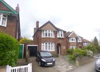 Thumbnail 3 bed property to rent in Woodhall Road, Wollaton