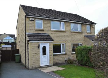 Thumbnail 3 bed semi-detached house for sale in Stony Lane, Holmfirth, Honley