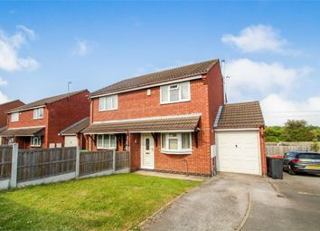 Thumbnail 2 bedroom semi-detached house for sale in Covert Close, Hucknall, Nottingham