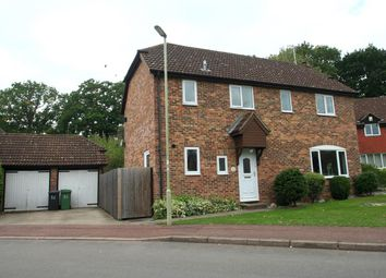 Thumbnail 4 bed detached house for sale in Lychpit, Basingstoke, Hampshire