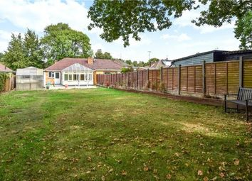 Thumbnail 2 bed semi-detached bungalow for sale in Hinton Close, Crowthorne, Berkshire
