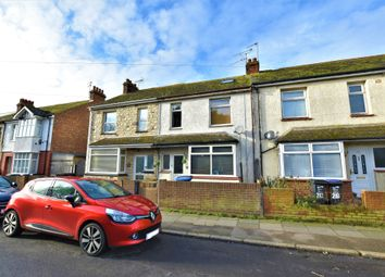 Thumbnail 4 bed terraced house for sale in Hereson Road, Ramsgate
