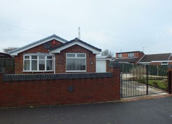 Thumbnail 3 bed detached bungalow for sale in Greenmoor Avenue, Wedgwood Farm Estate, Stoke-On-Trent