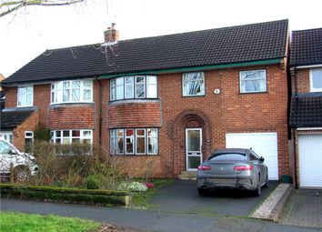 Thumbnail 5 bed semi-detached house for sale in Blenheim Drive, Allestree, Derby