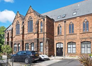 Thumbnail 2 bed flat for sale in Victoria Crescent Road, Dowanhill, Glasgow
