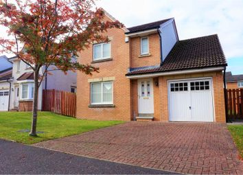 Thumbnail 4 bed detached house for sale in Parkdale Way, Glasgow