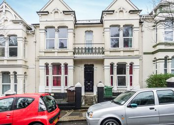 Thumbnail 10 bed terraced house for sale in Connaught Avenue, Mutley, Plymouth