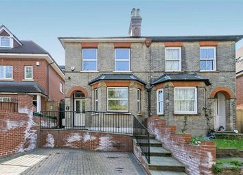 Thumbnail 3 bed semi-detached house for sale in Pitt Road, Epsom, Surrey
