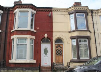 Thumbnail 2 bed terraced house for sale in Olney Street, Walton, Liverpool