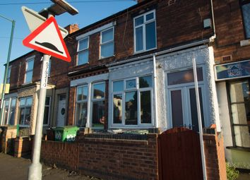Thumbnail 3 bed terraced house for sale in St. Bartholomews Road, Thorneywood, Nottingham
