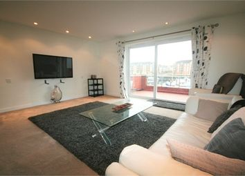 Thumbnail 2 bedroom flat for sale in Squire Court, Maritime Quarter, Swansea