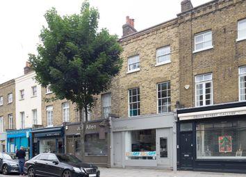 Thumbnail 2 bed maisonette to rent in Cross Street, London
