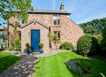 Thumbnail 7 bed equestrian property for sale in Willaston Road, Thornton Hough, Wirral