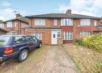 Thumbnail 4 bed semi-detached house for sale in Grove Gardens, United Kingdom, Enfield