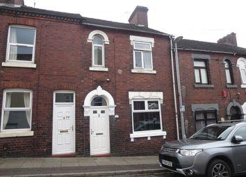 Thumbnail 2 bed terraced house for sale in Festing Street, Hanley, Stoke-On-Trent