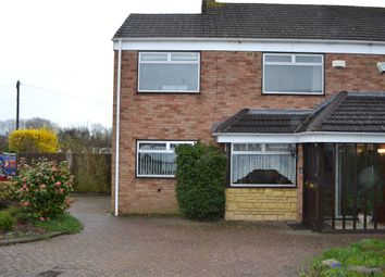 Thumbnail 3 bed semi-detached house for sale in Chatsworth Rise, Syvechale, Coventry, West Midlands