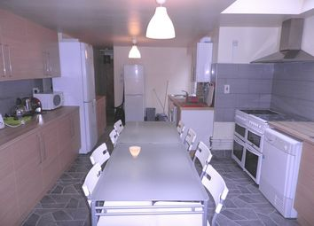 Thumbnail 8 bedroom terraced house to rent in Dawlish Road, Selly Oak