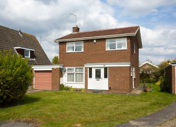 Thumbnail 4 bed detached house for sale in Quaker Green, York