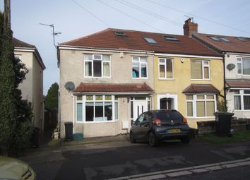 Thumbnail 3 bed terraced house to rent in Launceston Road, Kingswood, Bristol