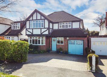 Garrick Close, Walton-On-Thames KT12. 4 bed detached house for sale