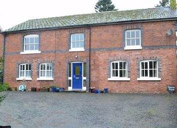 Thumbnail 5 bed semi-detached house for sale in Stores Farm, Pant-Y-Dwr, Rhayader, Powys