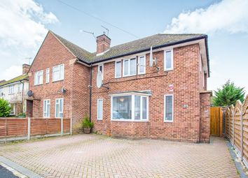 Thumbnail 3 bed semi-detached house for sale in Ross Crescent, Watford