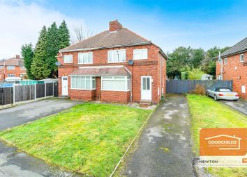 3 bed semi-detached house for sale in School Crescent, Norton Canes, Cannock WS11