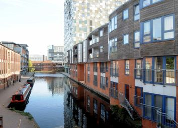 Thumbnail 2 bed flat to rent in Washington Wharf, Granville Street, Birmingham
