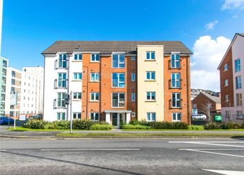 Thumbnail 2 bed flat for sale in New Cut Road, Swansea, West Glamorgan